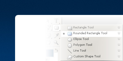 Rounded Rectangle Tool - Container