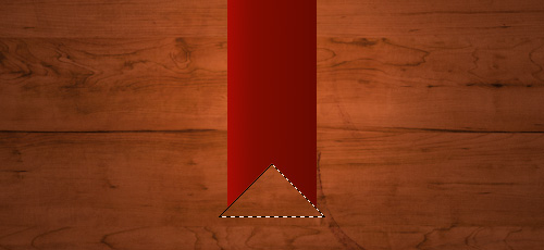 Triangular Ribbon Shape Selection Made