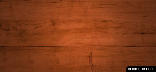 Wood Texture Created with Free Textures