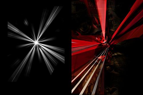 Focal Point with Illumination