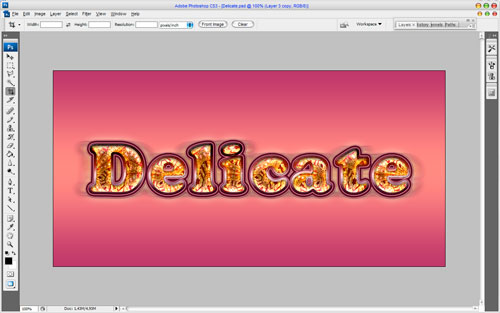 Delicate Text Effect Image 19