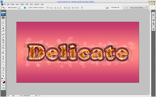 Delicate Text Effect Image 21