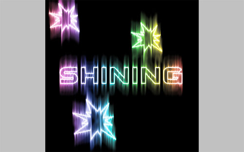 How to Make Cool Shining Effect Image 21