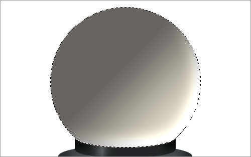 Magic Sphere With Picture Inside 20