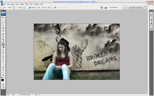 Broken Dreams 16