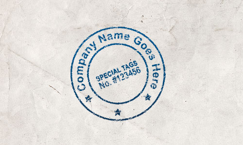 Create Your Own Realistic View Stamp 18
