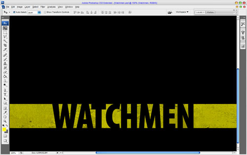 Watchmen Movie Wallpaper 07