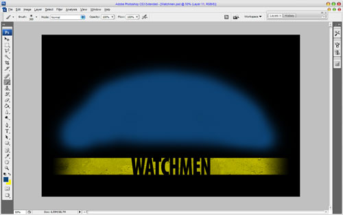 Watchmen Movie Wallpaper 14