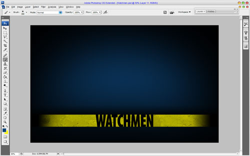 Watchmen Movie Wallpaper 16