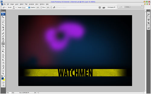 Watchmen Movie Wallpaper 18
