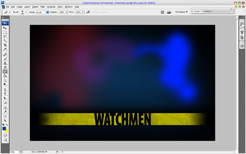 Watchmen Movie Wallpaper 19