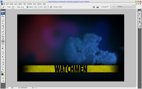 Watchmen Movie Wallpaper 20