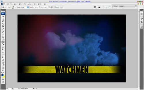 Watchmen Movie Wallpaper 21