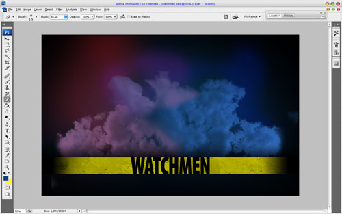 Watchmen Movie Wallpaper 22