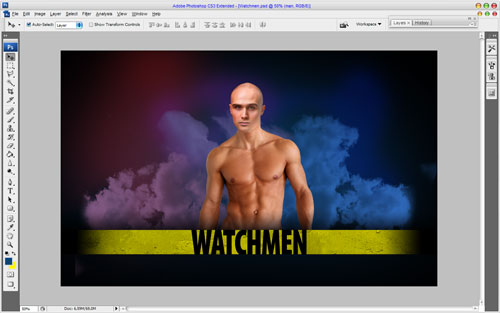 Watchmen Movie Wallpaper 23