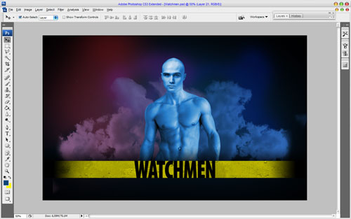 Watchmen Movie Wallpaper 26