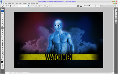 Watchmen Movie Wallpaper 38