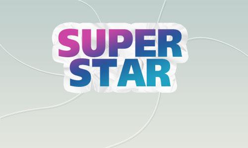 Super Star Logo 11