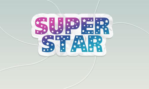 Super Star Logo 15