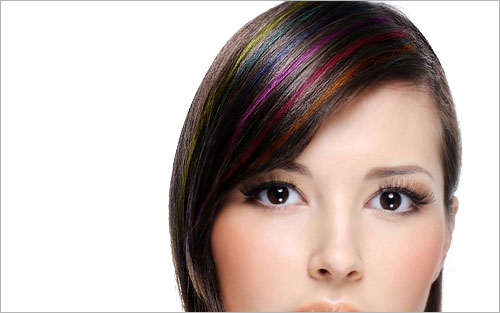 Professional Hair Processing in Photoshop 07
