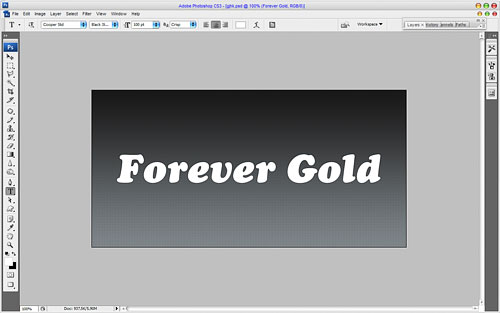 Luxury Golden Text Effect 05