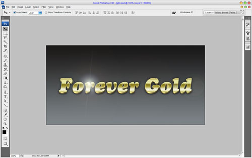 Luxury Golden Text Effect 19