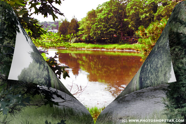 Landscape Change Effect