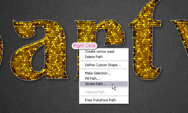 Learn to Create Party Text Effect 22