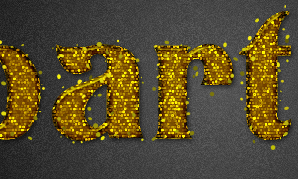 Learn to Create Party Text Effect 24