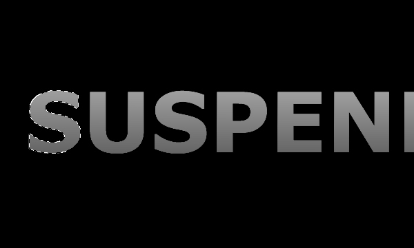 How to Create Suspended Text Effect 6