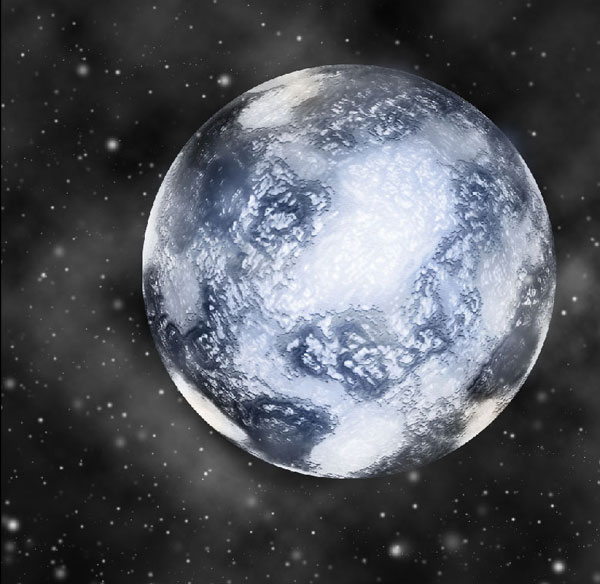 How to Create Ice Planet 43
