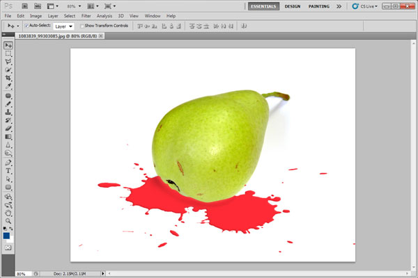 How to Cheat with Visualization in Photoshop 1