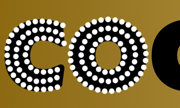 Cool Dots Text Effect 14
