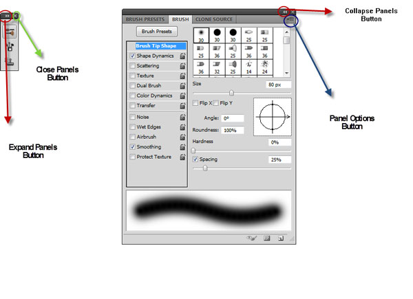 Photoshop Interface Explained 8