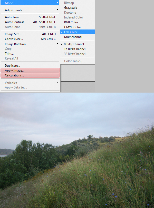 Learn How to Improve your Photos using LAB Color Mode 3