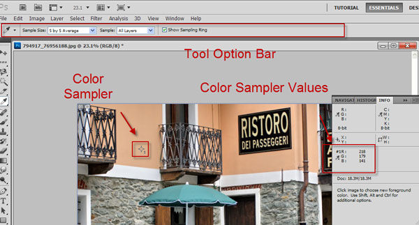 Introduction to the Photoshop Toolbar (Part 1) 14