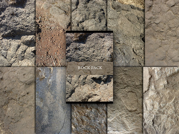 Rock Texture Pack