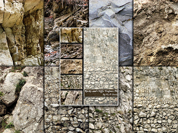 Rocks and Cliffs Textures