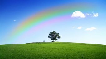 How to Add a Realistic Rainbow Effect to a Photo in Photoshop