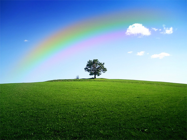 How to Add a Realistic Rainbow Effect to a Photo