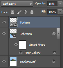 How to Create Realistic Water Reflection Effect 21