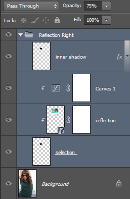How to Add Reflections To Sunglasses With Photoshop 11