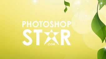 Create a Star-Shaped Logo Using Photoshop's Path Tools