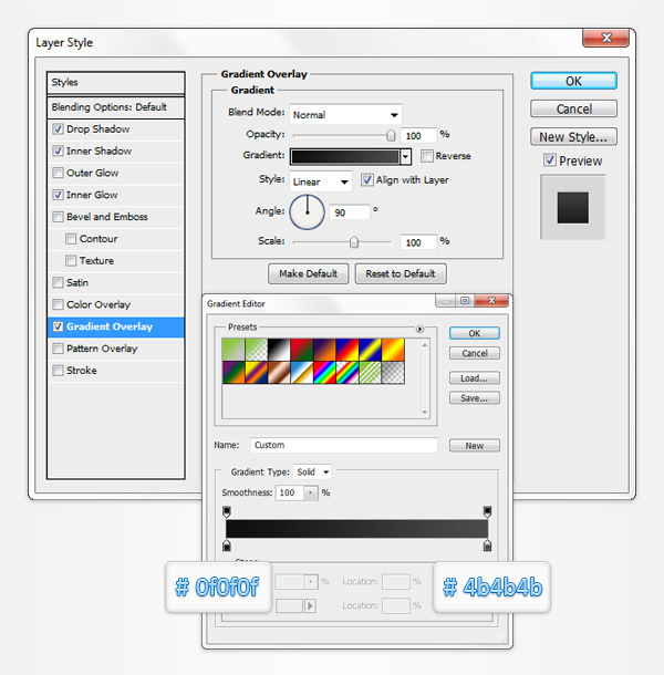 Create a Printer Icon in Adobe Photoshop 10