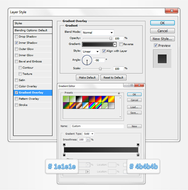 Create a Printer Icon in Adobe Photoshop 11