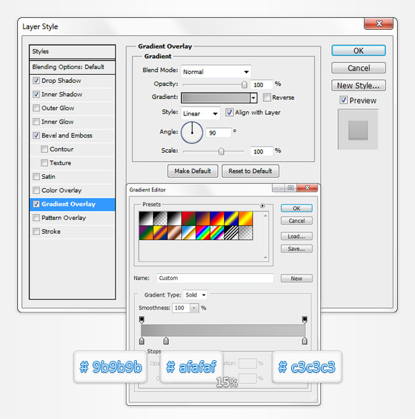 Create a Printer Icon in Adobe Photoshop 2
