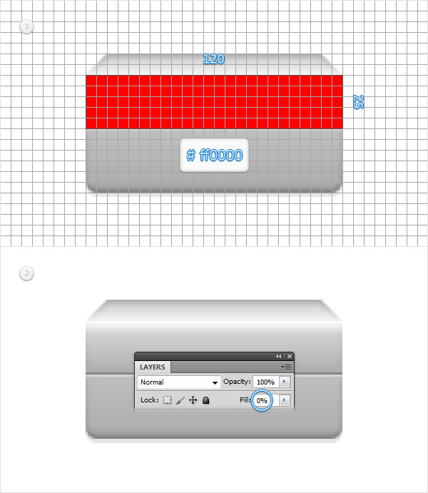 Create a Printer Icon in Adobe Photoshop 4