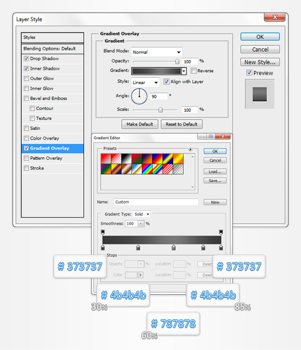 Create a Printer Icon in Adobe Photoshop 6