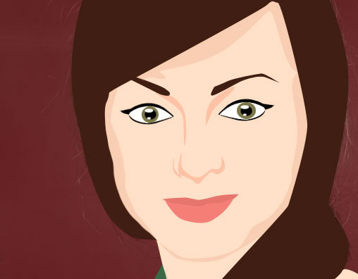 Create a Vector Inspired Portrait in Photoshop 21