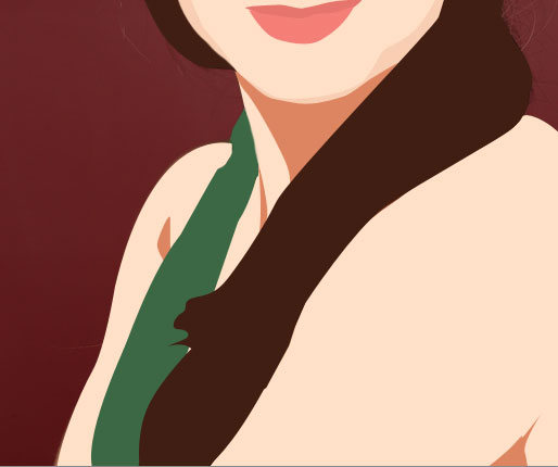 Create a Vector Inspired Portrait in Photoshop 22